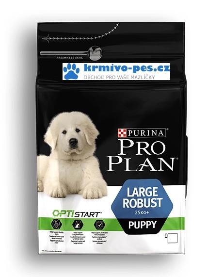 ProPlan OPTISTART Dog Puppy Large Robust 3kg