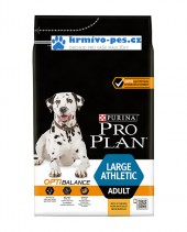ProPlan Dog Adult Large Athletic OptiBalance Chicken 14kg