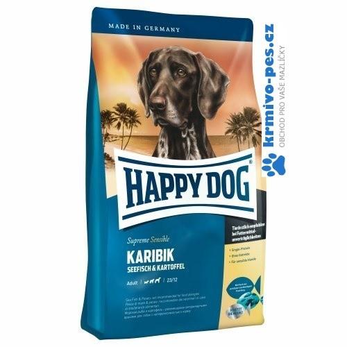 Happy Dog Supreme Sensible KARIBIK moř.ryby 1kg