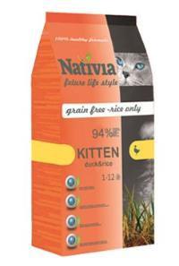 Nativia Cat Kitten 10kg