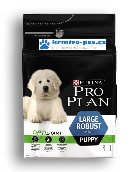 ProPlan Dog Puppy Large Robust 12kg OPTISTART