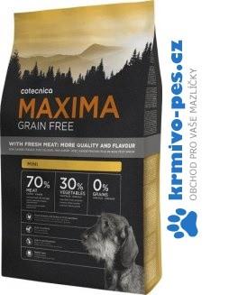 Maxima Dog Adult Grain Free Mini 3kg