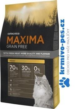 Maxima Cat Adult Grain Free 3kg