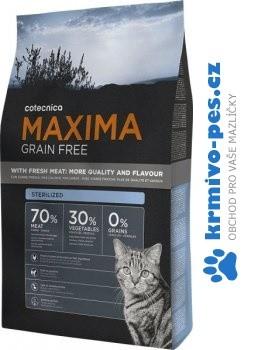 Maxima Cat Adult Sterilized Grain Free 1kg