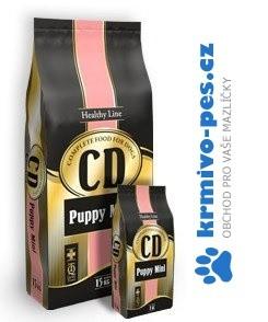 Delikan Dog CD Puppy Mini 1kg