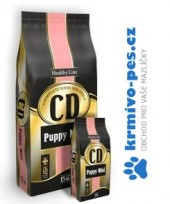 Delikan Dog CD Puppy Mini 1kg