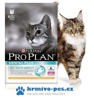 ProPlan Cat Dental Plus kuře 400g