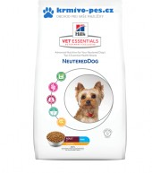 Hill's Canine VetEssentials Adult Neutered Mini 1,5kg