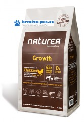 Naturea GF dog Growth - Puppy all breeds 12kg