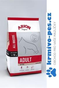 Arion Dog Original Adult Active All Breeds 12kg