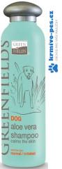 Greenfields šampon dog Aloa Vera shampoo 250 ml
