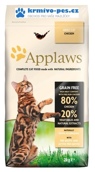 Applaws Cat Dry Adult Chicken 7,5kg