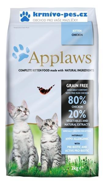 Applaws Cat Dry Kitten Chicken 2kg