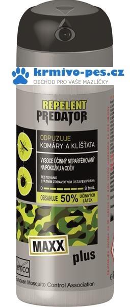 PREDATOR MAXX plus repelent spray 80ml