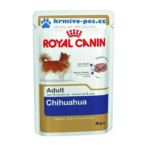Royal Canin kapsička Chihuahua - čivava 85g