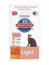 Hill's Feline Dry Adult Light 5kg