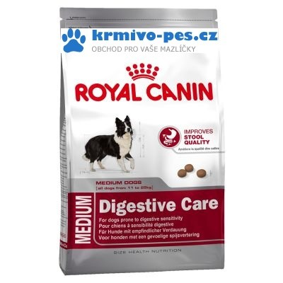 Royal canin Kom. Medium Digestive 15kg