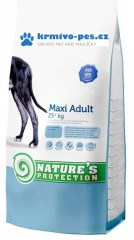 Nature's Protection Dog Dry Adult Maxi 4kg