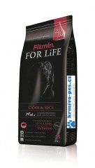 Fitmin For Life Adult Lamb&Rice 15 kg