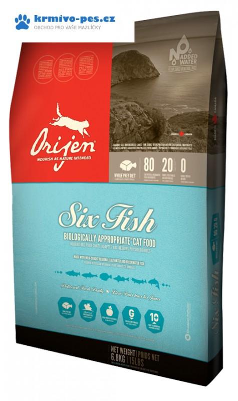 Orijen Dog 6 Fish 2,27kg