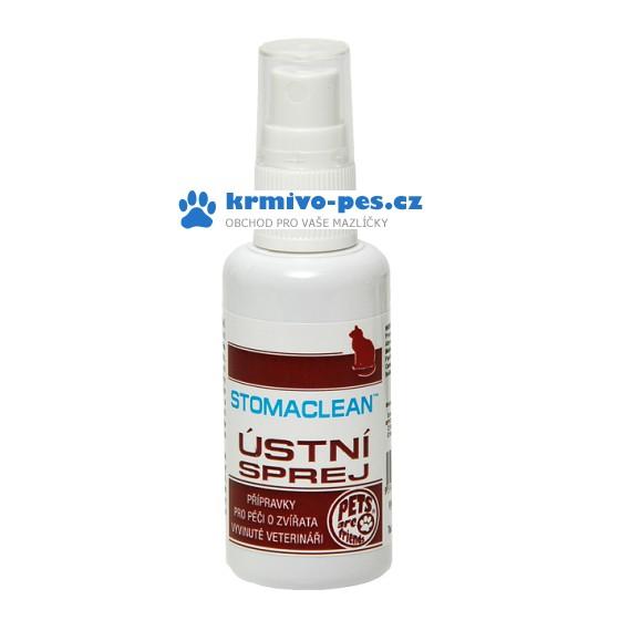 Stomaclean - ústní spray pro kočky 50ml