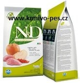 N&D GF CAT Adult Boar & Apple 10kg (balení 2x10kg)