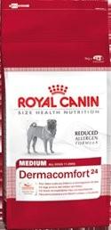 Royal canin Kom. Medium Derma Comfort 10kg