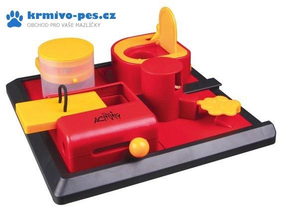 Hračka pes Dog Activity POCKER BOX 2 31x10x31cm TR