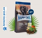 Happy Dog Supreme Sensible CANADA losos,králík,jehně 12,5kg