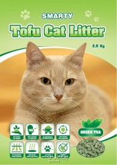 Podestýlka Smarty Tofu Cat Litter-Green Tea 6l/2,8kg