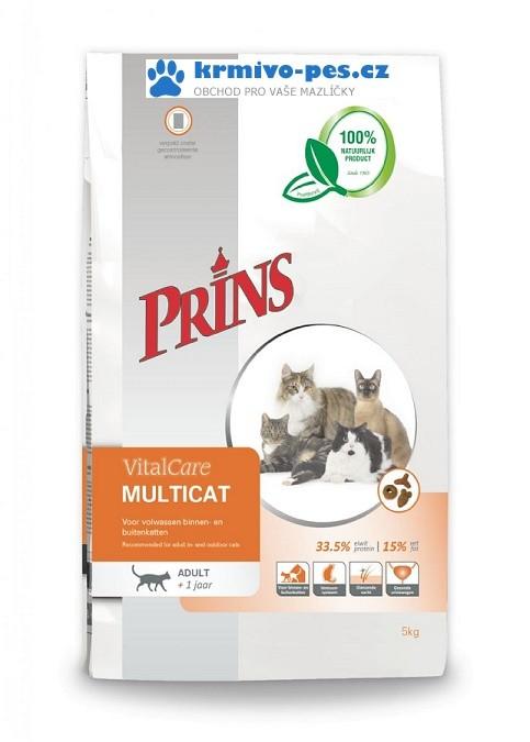 PRINS VitalCare MULTICAT 5kg