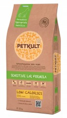 PETKULT dog LOW CALORIES lamb - 2x12kg