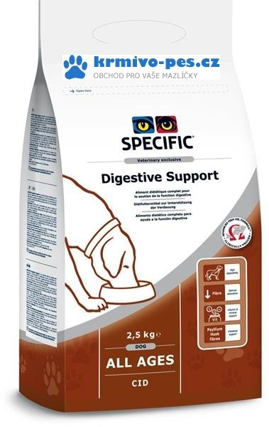 Specific CID Digestive Support 2,5kg
