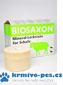 Biosaxon minerální liz pro kozy a ovce 4kg