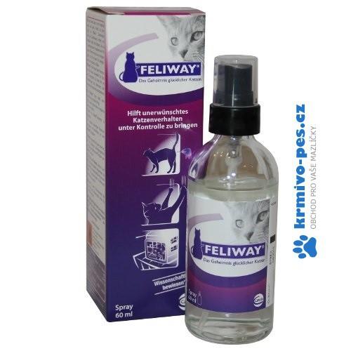 Ceva Feliway spray 60 ml