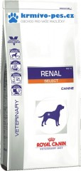 Royal Canin VD Dog Dry Renal Select 2kg