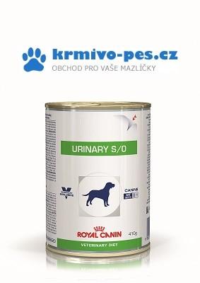 Royal Canin VD Dog konz. Urinary 410 g