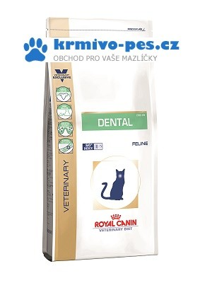 Royal Canin VD Cat Dry Dental DSO29 1,5 kg