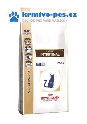 Royal Canin VD Cat Dry Gastro Intestinal GI32 2 kg