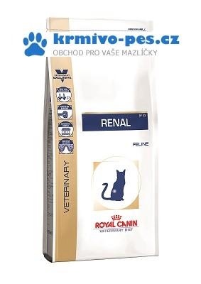 Royal Canin VD Cat Dry Renal RF23 2 kg