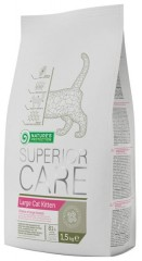 Nature's Protection Cat Dry Superior Large Cat Kitten 1,5kg