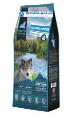 Wolf's Mountain Dog Alaska River Grain Free 12,5kg + doprava zdarma