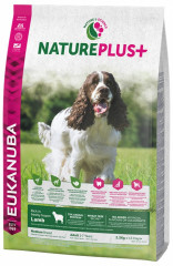 Eukanuba Nature Plus+ Adult Medium Breed Rich in freshly frozen Lamb 2,30kg