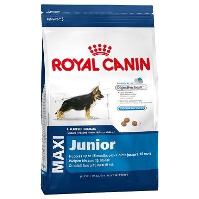 ROYAL CANIN kom. Maxi Junior 4kg