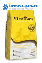 First Mate Dog Chicken Meal& Oats 2,3kg