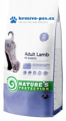 Nature's Protection Dog Dry Adult Lamb 500 g + 500 g