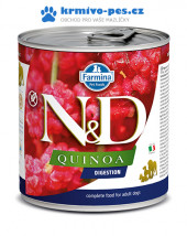 N&D DOG QUINOA konzerva Duck & Coconut 285g