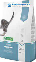 Nature's Protection Cat Dry Kitten 2 + 1 kg