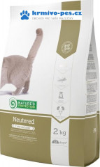 Nature's Protection Cat Dry Neutered/Sterilised 2 + 1 kg