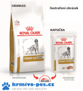 Royal Canin VD Dog Dry Urinary S/O Ageing 8 kg